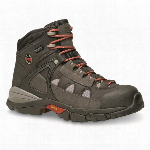 "Timberland Pro Men's Hyperion Waterproof 6"" Soft Toe Work Boots"