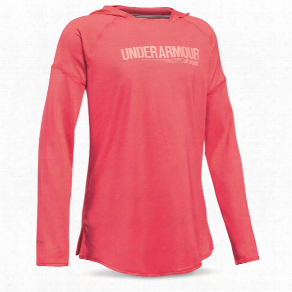 Under Armour Girl's Sunblock Hoodie, Upf 50+