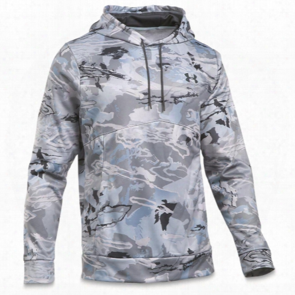 Under Armour Men's Icon Water Resistant Camo Hoodie