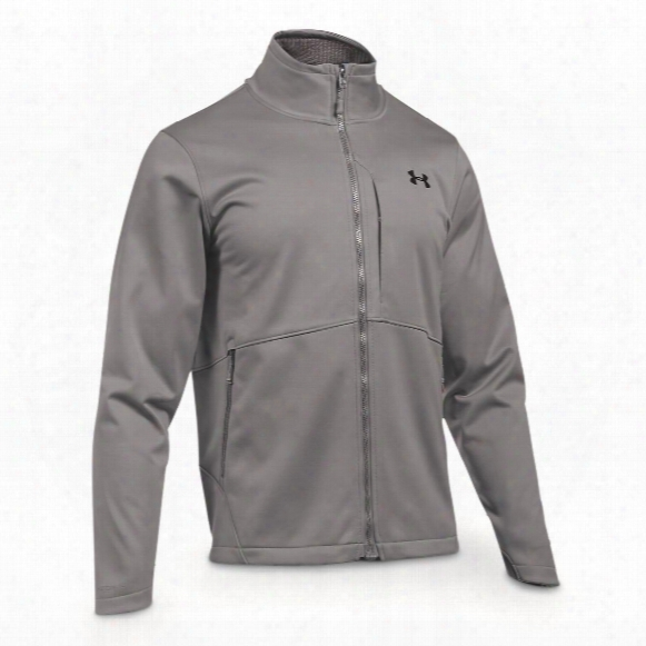 Under Armour Men's Coldgear Infrared Windproof Soft Shell Jacket