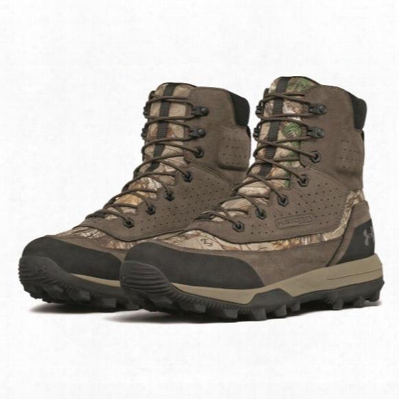 Under Armour Men's Speed Freek Bozeman 2.0 Waterproof Hunting Boots