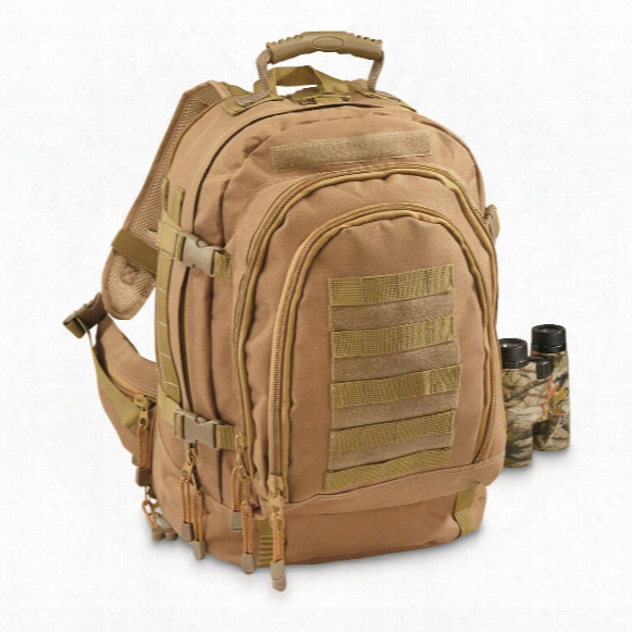 U.s. Military Surplus Assault Pack, New, Irregular