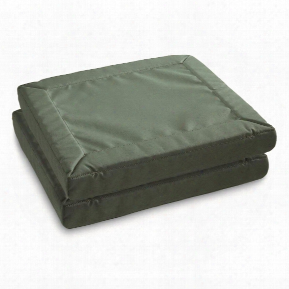 U.s. Military Surplus Humvee Seat Cushions, 2 Pack, Ndw