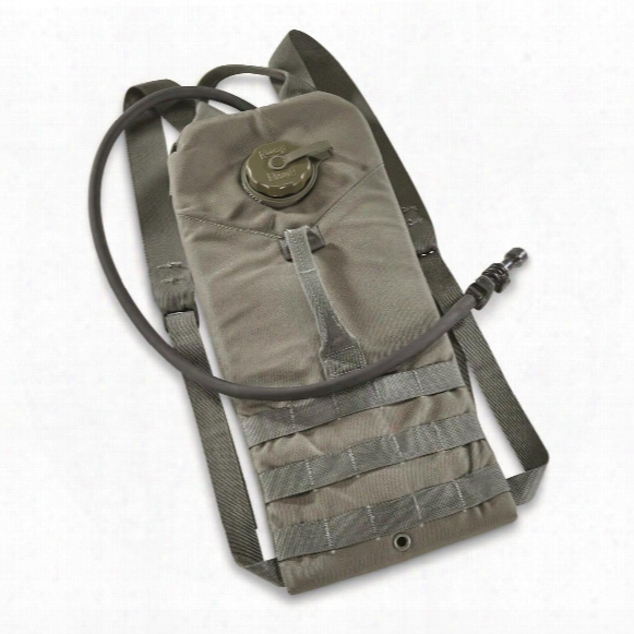U.s. Military Surplus Hydration Pack With Camelbak Resevoir, New