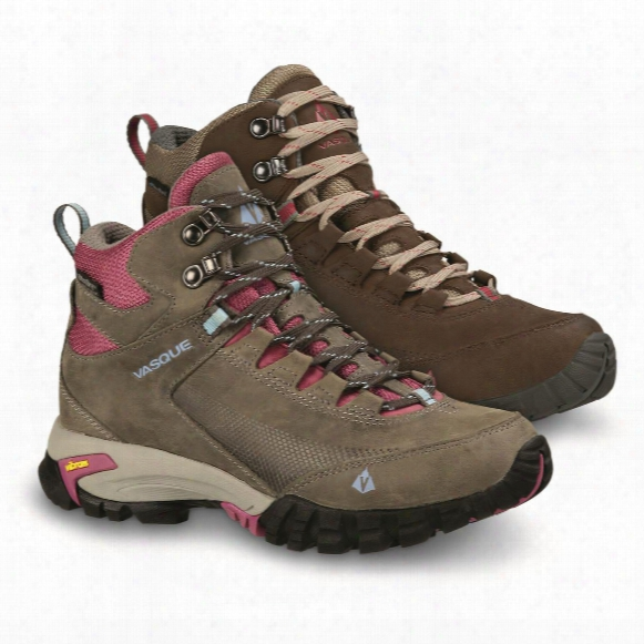 Vasque Women's Talus Trek Ultradry Waterproof Hiking Boots