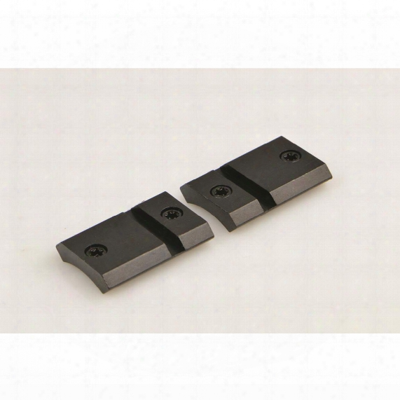 Warne M912/912 Low Profile Base For Browning A-bolt Pierce Action And Savaye Round Receivers