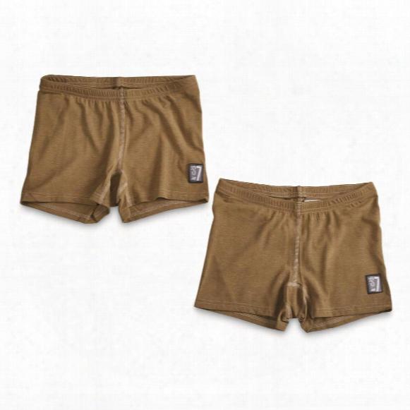 Women's U.s. Military S7 Drifire Underwear, 2 Pack, New
