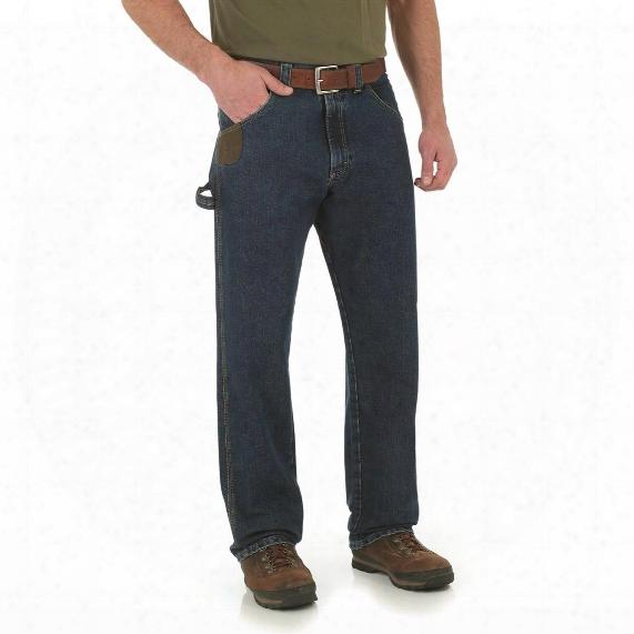Wrangler Riggs Workwear Men's Cool Vantage Carpenter Jeans