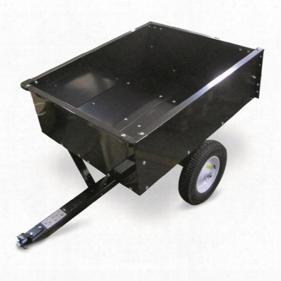 Yard Tuff Fc-10 Tow & Yard Cart, 500 Lb. Capacity
