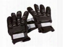 Air Venturi Full Armor Full-finger Airsoft Gloves, Small
