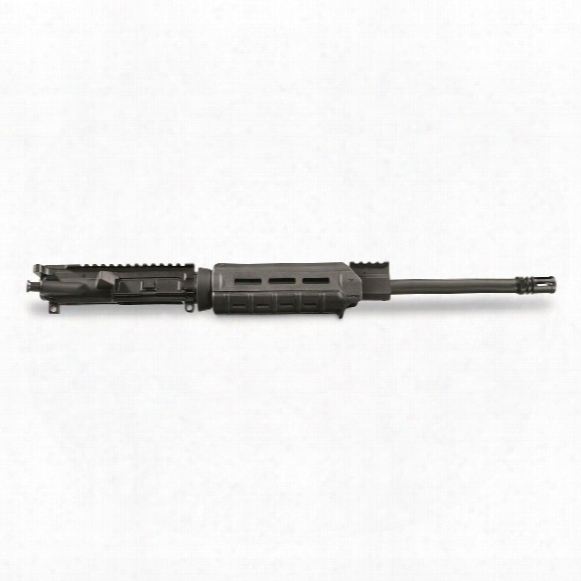"Anderson 16"" Barrel Ar-15 Upper Receiver, .300 Aac Blackout, Magpul M4 Handguard"