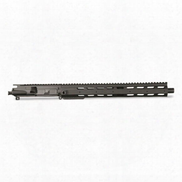"""Anderson 16"""" Heavy Barrel Ext Upper Receiver Assembly Less Bcg And Charging Handle, .223 Wylde"""