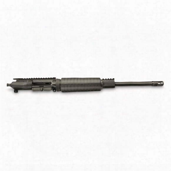 "Anderson Aor 16"" Barrel Upper Receiver Assembly Less Bcg And Charging Handle, .300 Aac Blackout"