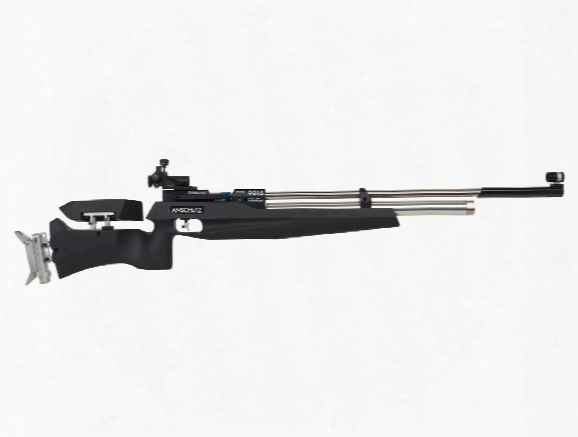 Anschutz 9015 Air Rifle, Hardwood Black Air