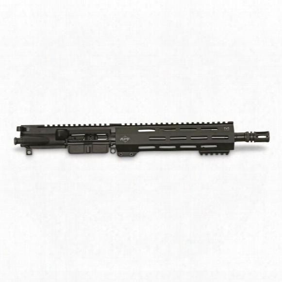 "Apf 300 Blk Pistol 10.5"" Barrel Complete Upper Receiver, .300 Aac Blackout, 9"" M-lok Handguard"