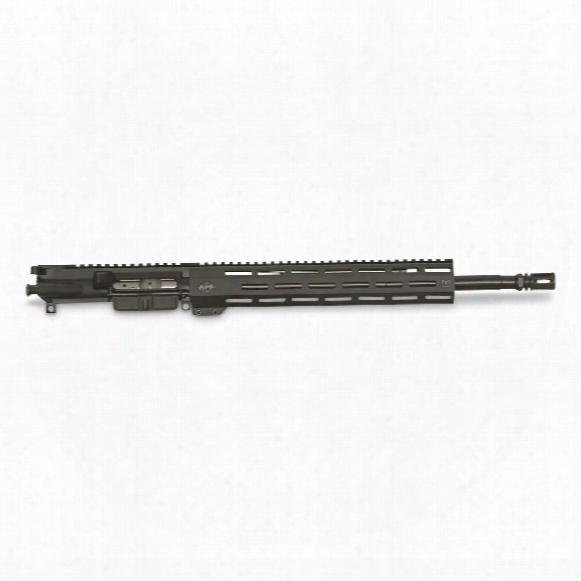 """Apf Carbine 16"""" Barrel Complete Upper Receiver, 5.56 Nato/.223 Rem., 12.5"""" M-lok"""