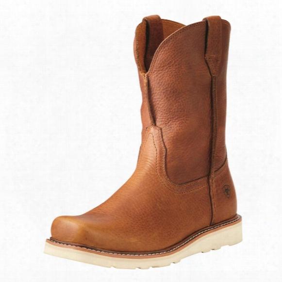 Ariat Men's Rambler Recon Wedge Western Boots