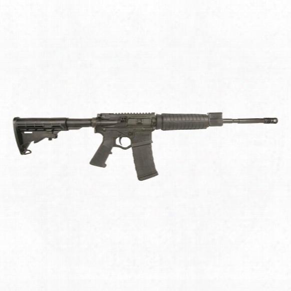 """Ati Omni-hybrid Maxx P3 M4 Flat Top,semi-automatic,5.56 Nato/.223 Remington, 16"""" Barrel, 30+1 Rounds"""
