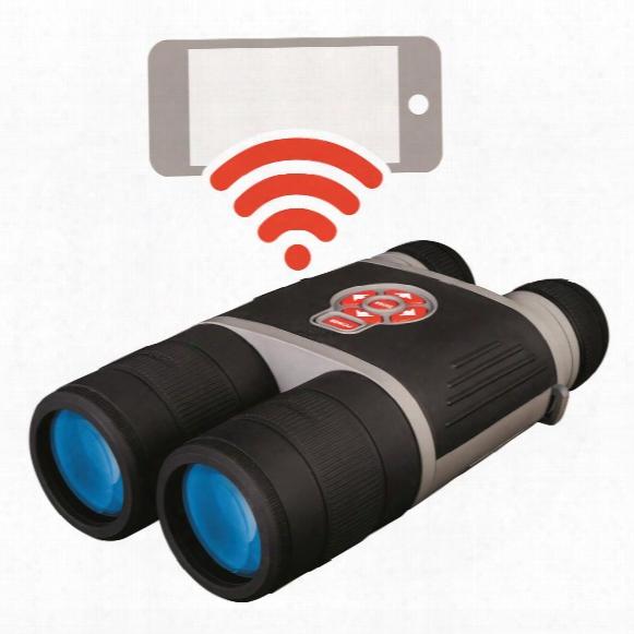 Atn Binox-hd Optics 4-16x Day & Night Binocular With Gps