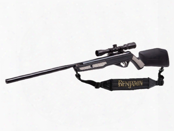 Benjamin Jim Shockey Steel Eagle Np2 Air Rifle Combo