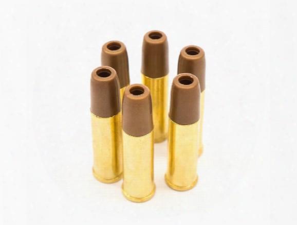 Black Ops/wingun Airsoft Revolver Shells, 6mm, 6ct