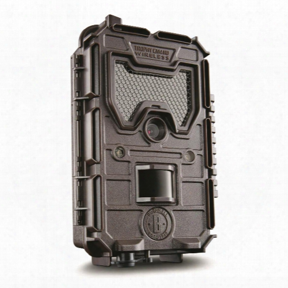 Bushnell Trophy Cam Hd Aggressor Wireless Trail/game Camera