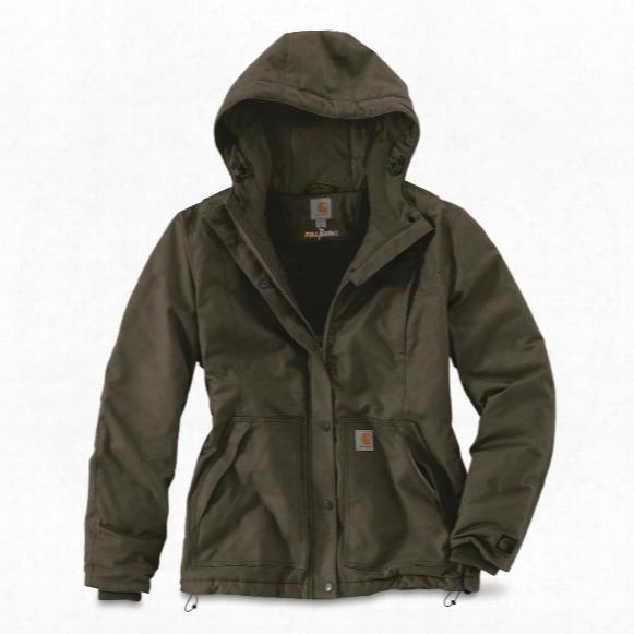Carhartt Women's Full Swing Cryder Insulated Jacket