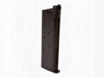 Colt M1911 Airsoft Green Gas Metal 25rd Magazine