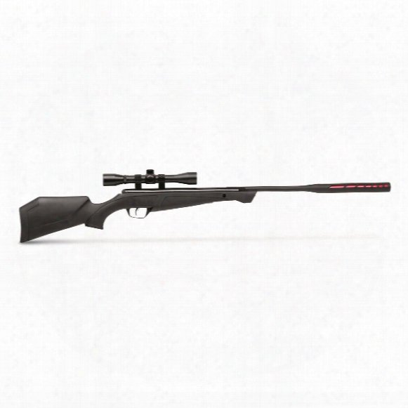 Crosman Redtail Nitro Piston Break Barrel Air Rifle, .177 Caliber