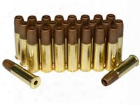 Dan Wesson Asg 6mm Airsoft Revolver Shells, 25ct