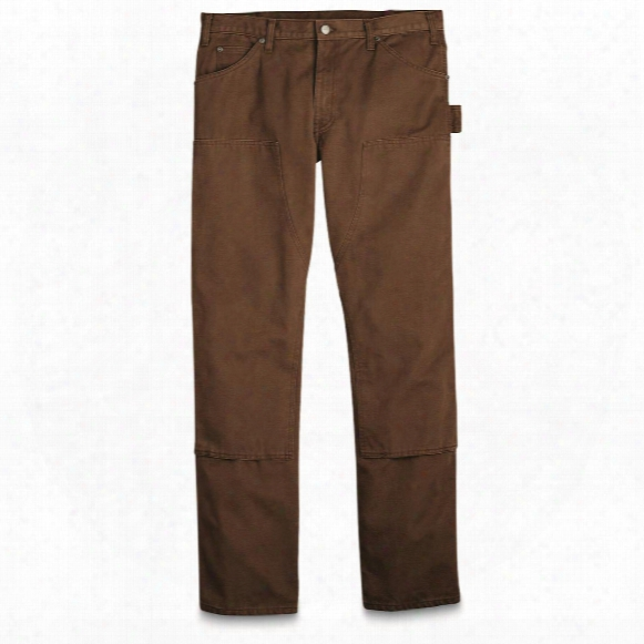 Dickies Men's Double Front Duck Work Pants