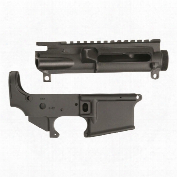 Doublestar Stripped Upper And Lower Receiver Set, 5.56 Nato/.223 Remington