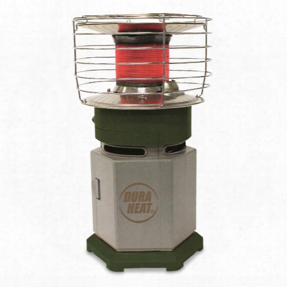 Duraheat Single Tank Portable 360° Indoor/outdoor Propane Heater
