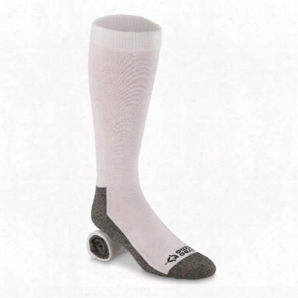 Guide Gear Men's Coolmax Boot Socks, 2 Pairs
