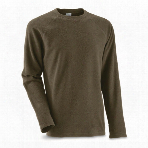 Guide Gear Men's Heavyweight Fleece Base Layer Top