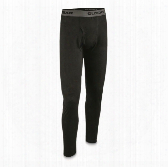Guide Gear Men's Lightweight Base Layer Bottoms