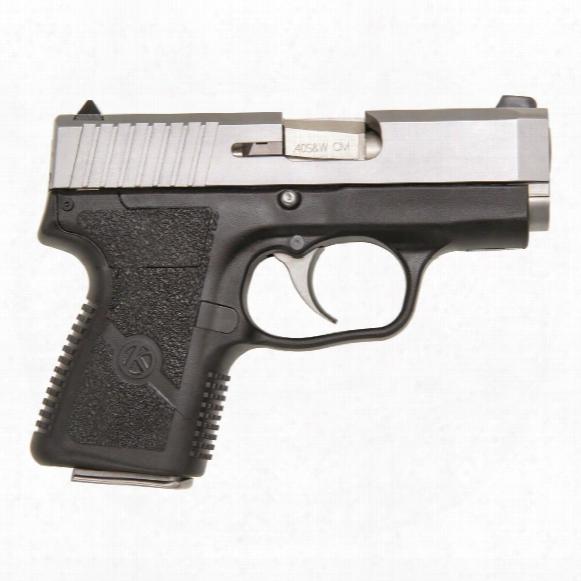 "Kahr Cm40, Semi-automatic, .40 Smith & Wesson, 3.1"" Barrel, 5+1 Rounds"