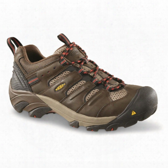 Keen Utility Men's Lansing Steel Toe Work Shoes