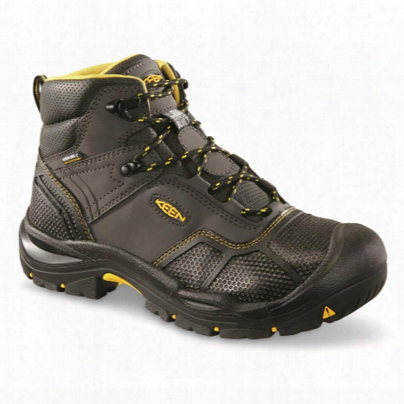 Keen Utility Men's Logandale Steel Toe Work Boots