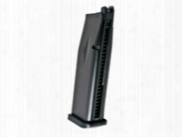 Kj Works Kp-05 Hi-capa Green Gas Airsoft Pistol Magazine