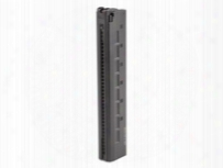 Kwa Mp9/mp9r Airsoft Smg Magazine, Fits Kwa Mp9//mp9r Airsoft Smgs, 48 Rds