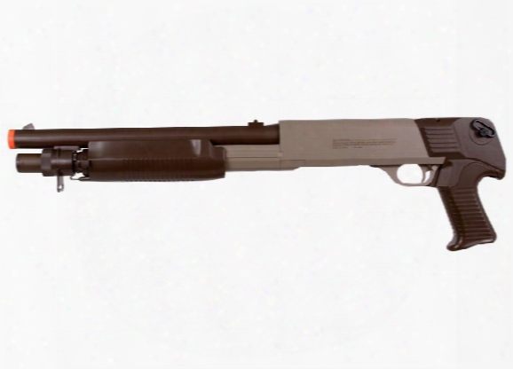 Marines Airsoft Ss02 Pump-action Airsoft Shotgun