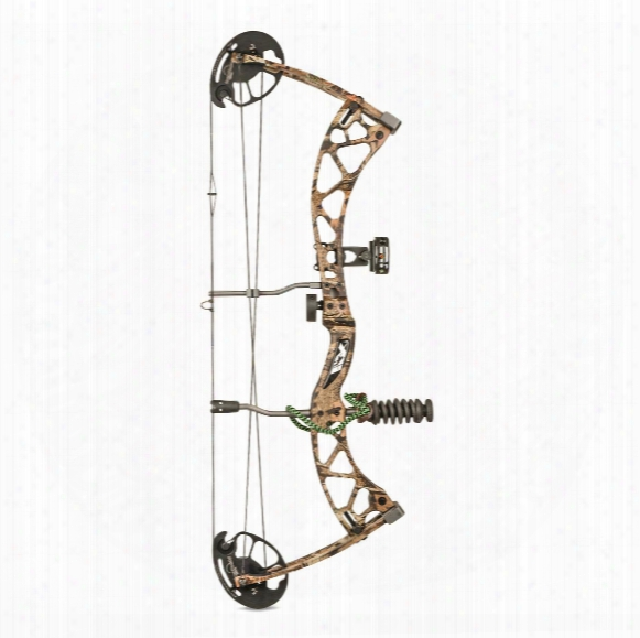 Martin Archery Chameleon Compound Bow Package, 70-lb., Left Hand
