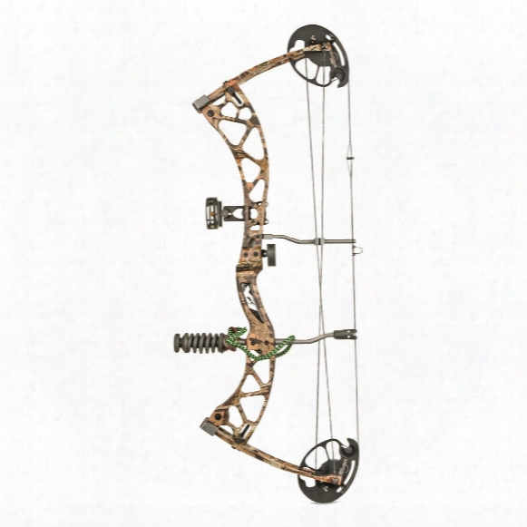 Martin Archery Chameleon Compound Bow Package, 70-lb., Right Hand