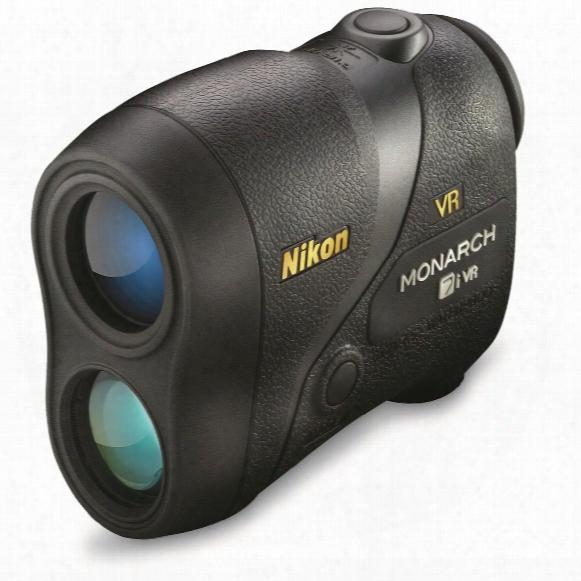 Nikon Monarch 7i Vr Laser Rangefinder, 1,000 Yards