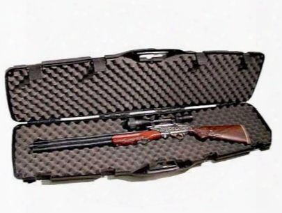 Plano Single Scoped Rifle Case + Installation, 51.5