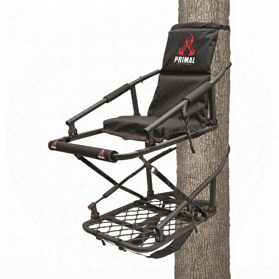 Primal Tree Stands Bullet Drive Aluminum Climber Tree Stand