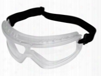 Radians Barricad E Goggles, Clear, Anti-fog