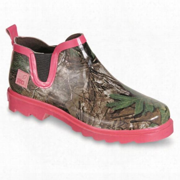 Realtree Girl Gigi Waterproof Romeo Women's Rain Boots