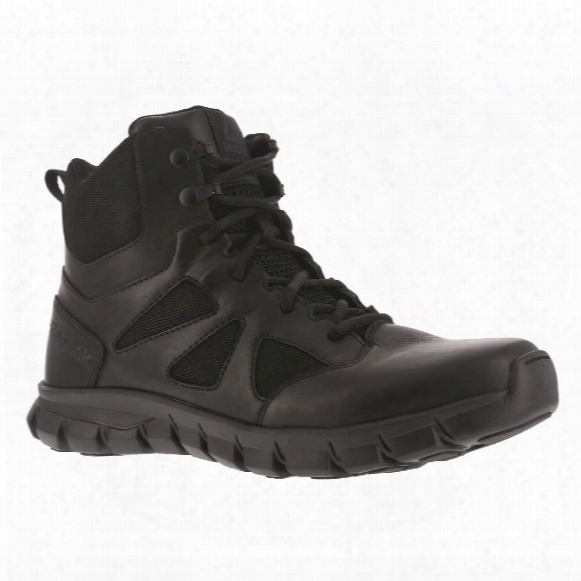 "Reebok 6"" Sublite Cushion Men's Tactical Boots"